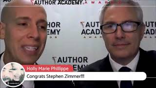 Finalist in the Author Academy Awards