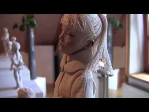 Figur Kunst Keramik
