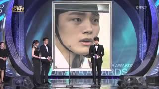 Yeo Jin Goo KBS Drama Awards 2015