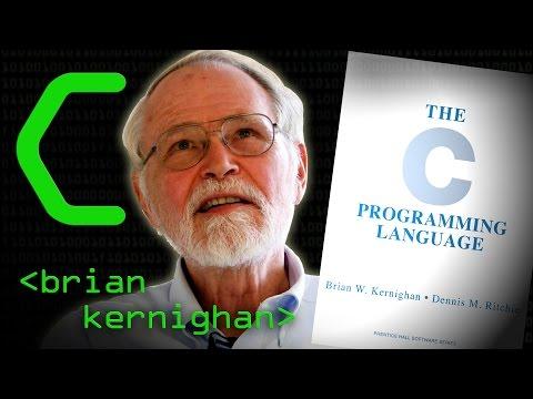 "Video ""C"" Programming Language: Brian Kernighan - Computerphile"