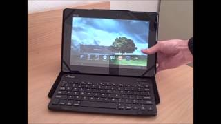 Universal StealthPro 10 Inch Keyboard Folio   800-422-1814   DiscountCell