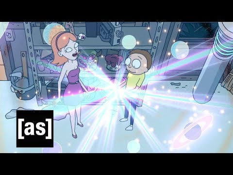 The Search For Meaning | Rick and Morty | Adult Swim