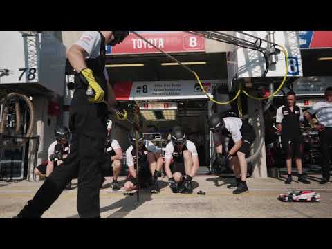 2019 Le Mans 24 Hours - Thursday Tamiya RC Pitstop
