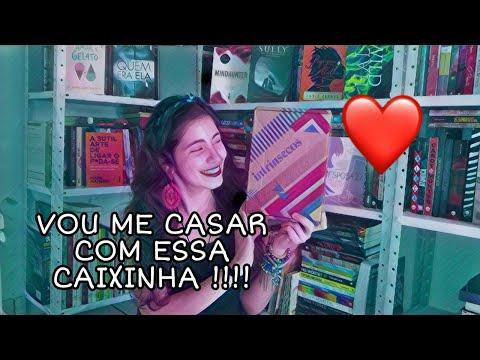 Unboxing Caixinha 026 (Novembro de 2020) do Clube Intrínsecos ???