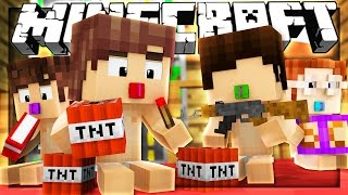 Minecraft Baby Daycare - FIRST DAY OF DAYCARE! (Minecraft Roleplay) #1
