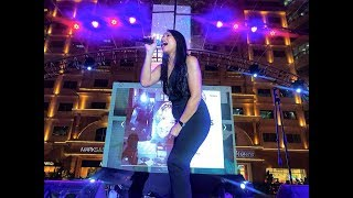 Anggun live in Manila - Snow on the Sahara (Acoustic) (Live at Eastwood Mall)