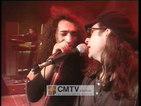 Alakrán video Alguien nos divide - CM Vivo 13/07/1998