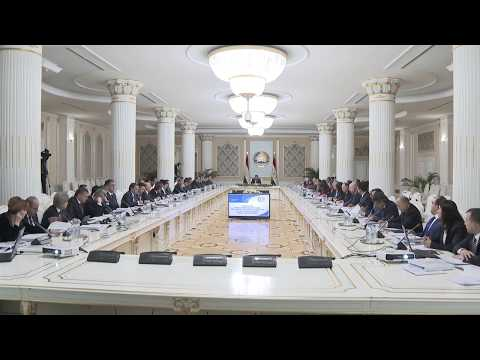 Consultative Council under the President of Tajikistan 20 Feb 2019