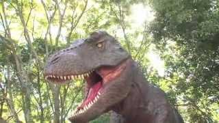 [ハウステンボス公式]恐竜の森
