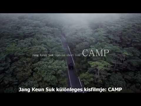 Jang Geun Suk Special Short Film CAMP Trailer\/HUNSUB