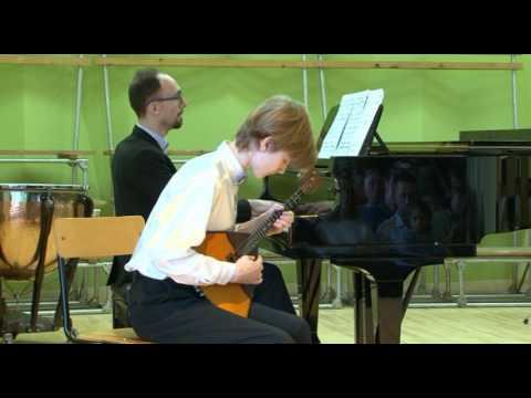 Е. Глебов   «Юмореска» видео
