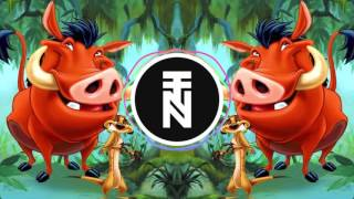 Lion King Hakuna Matata (Remix Maniacs Trap Remix)