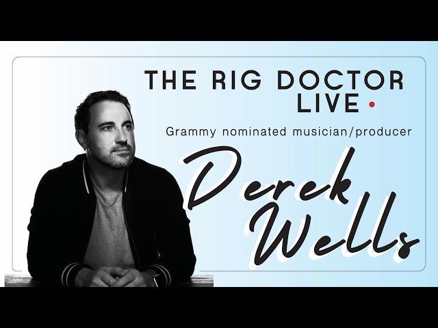 Derek Wells Live | The