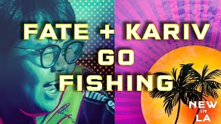 Fate and KariV Go...FISHING? | New in LA | Los Angeles Valiant