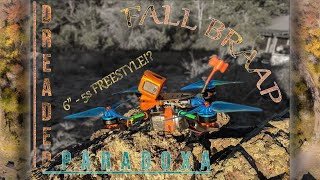 Fall BRAAP - 6inch 5s FPV Freestyle (Part 1)