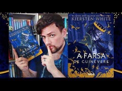 Resenha A FARSA DE GUIVENERE   As Novas Lendas de Camelot   Livro Um   Kiersten White