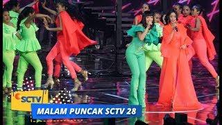 Gambar cover Zaskia Gotik dan Dewi Perssik - Konco Mesra   Malam Puncak SCTV 28