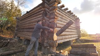 Building Off Grid Log Cabin - S 2 Ep 1 /  Starting a New Chapter