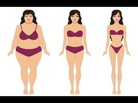 Operazioni per perdita di peso di un corpo
