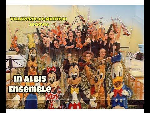 In Albis Canciones Disney Villaverde de Montejo