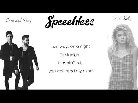 Speechless Acoustic Version   Dan and Shay ft  Tori Kelly