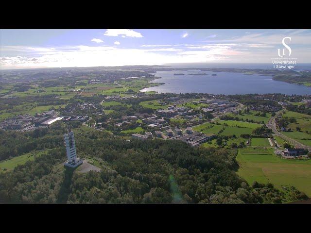 Kom til Universitetet i Stavanger!