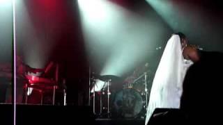 Basement Jaxx Intro & 'Good Luck' Live @ Brixton Academy 28.04.09