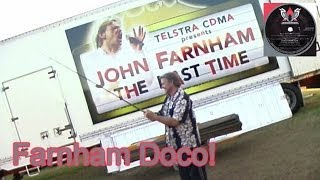 John Farnham - The Last Time Tour - Rare Mini Documentary
