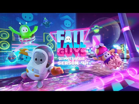 Fall Guys: Ultimate Knockout : Trailer de lancement - saison 4