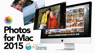 Photos for Mac 2015 - Full Tutorial