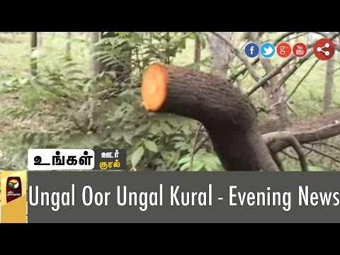 Ungal-Oor-Ungal-Kural--Evening-News-25-06-2016