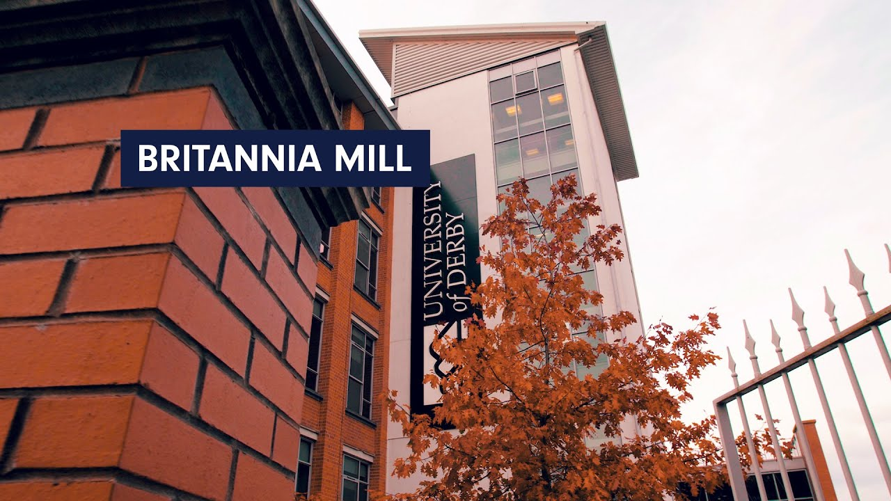 Virtual Open Day: Britannia Mill tour