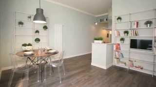 preview picture of video 'Dedalo apartment holiday rent - Rome - Piazza della Libertà'