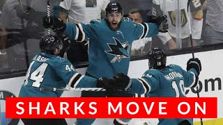 NHL Playoffs: my reaction to the Sharks' epic comeback against the Golden Knights (4 PP goals)
