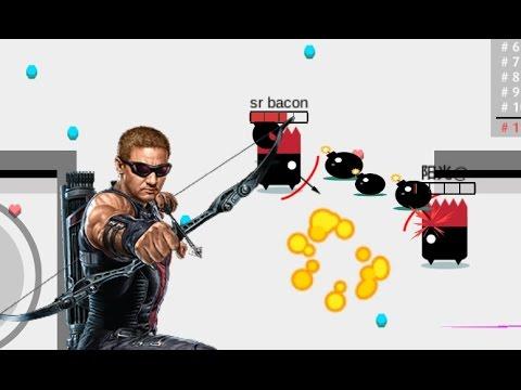 Arrow.io(beta) jogo de ser arqueiro, download do jogo na descrição