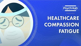 Healthcare Workers in Caregiving Roles: Protecting Against Compassion Fatigue During COVID-19