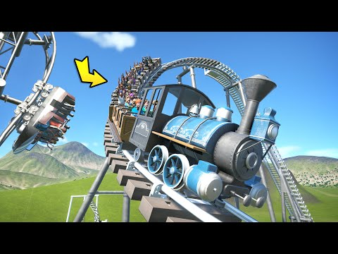 Planet Coaster - This is going INCREDIBLY well!!