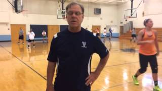 2014 Fred Priester Talks About Vogues Open Gym