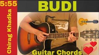 Budi - Guitar chords | 5:55