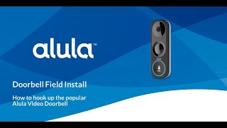 Video Doorbell Field Install Webinar
