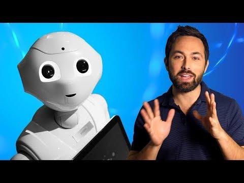 Seberou nám roboti práci? - Veritasium