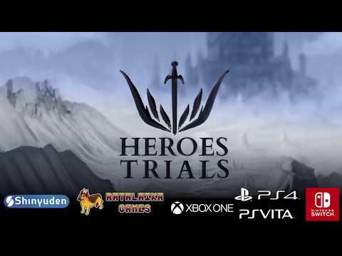 HeroesTrials - Lauch Trailer thumbnail