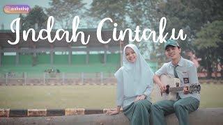 Nicky Tirta Feat Vanessa Angel - Indah Cintaku (Cover Karin, Ogan)