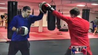 Бокс. Персональные тренировки. Секция бокса
