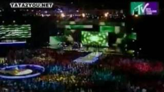 Tata Young - I Believe @ MTV Asia Aid 2005
