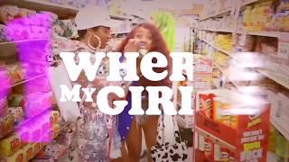 Dai Burger - Where My Girls (Official Music Video)