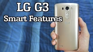 LG G3 - Smart Features!