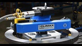 HTL Europe breidt leveringsprogramma uit Climax on-site machining kiest voor HTL