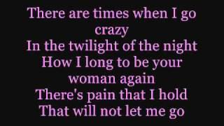 Joy Enriquez - Losing The Love (lyrics)