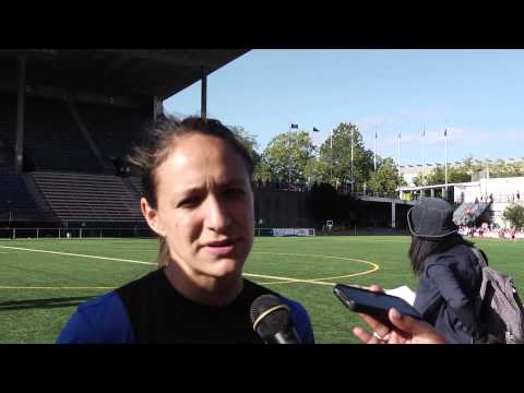 Interview: Stephanie Cox 7/6